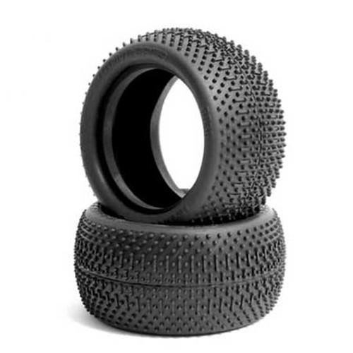 JCO303802 -- Rear Flip Outs Tire, Green: 2.2 Buggy (2)
