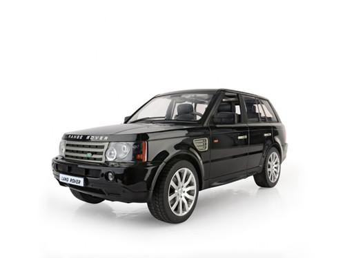 """13"""" 1:14 Range Rover Sport Black"""