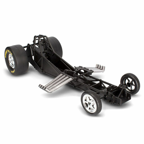 TRA6995 -- Traxxas Display Chassis Funny Car