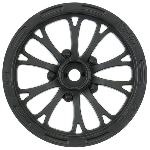 "PRO277503 -- Pomona Drag Spec 2.2"", Black: Slash Front"