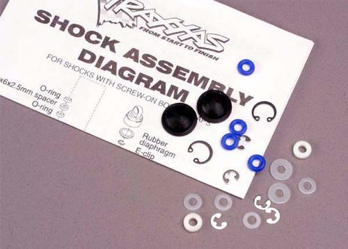 TRA2362 -- Rebuild kit, Ultra shocks (for 2 shocks)