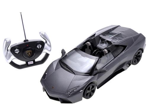 "13.2 ""  1:14 Reventon Roadster Grey"
