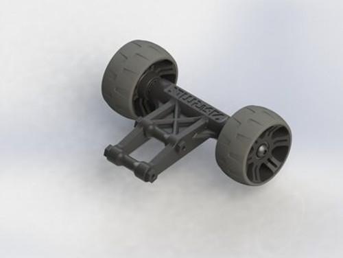 AR320366 -- Wheelie Bar Set (ARAC9493)
