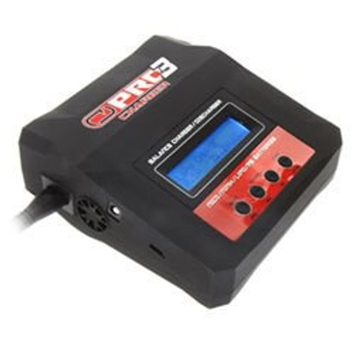 Venom Pro 3 Charger 7Amp RC LiPo and NiMH Battery Balance AC/DC Powered