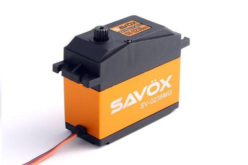 SAVSV0236MG  High Voltage 1/5 Scale Servo 0.17/555.5 @7.4V