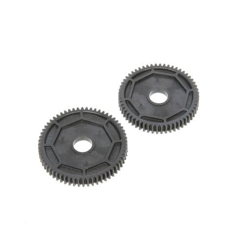 LOS212009 -- Spur Gear Set 48P: Mini 8IGHT-DB