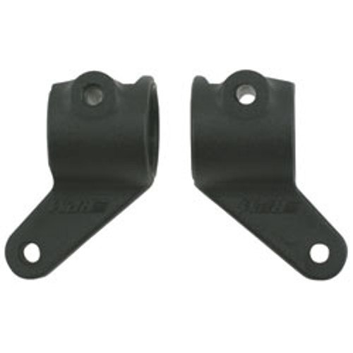 RPM80372 -- Front Bearing Carriers for the Traxxas Slash 2wd, Nitro Slash, e-Stampede 2wd & e-Rustler