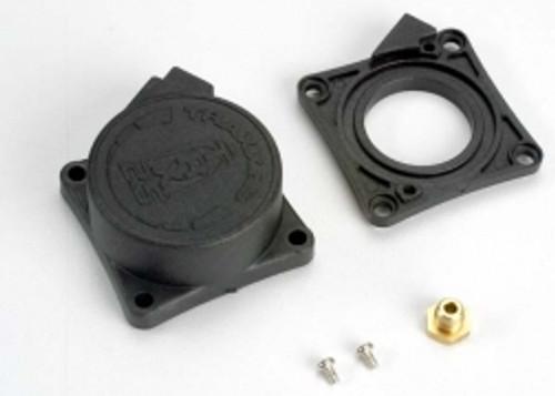 TRA5179 -- Housing set, recoil starter/ 2x3mm RST (2) (TRX 2.5, 2.5R)