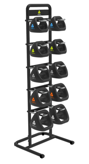YBELL COMBO 10-PIECE KIT + RACK