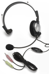 NC-181 VM On-Ear Mono (Monaural) PC Headset