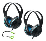 EDU-375 Stereo Headphone Parent Pack (List Price $53.85)