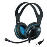 EDU-455 USB Over-Ear (Circumaural) Stereo Headset