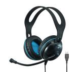 EDU-455 USB Over-Ear Stereo USB Headset (List Price $44.95)