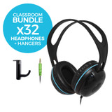EDU-375 Classroom Headphone Bundle