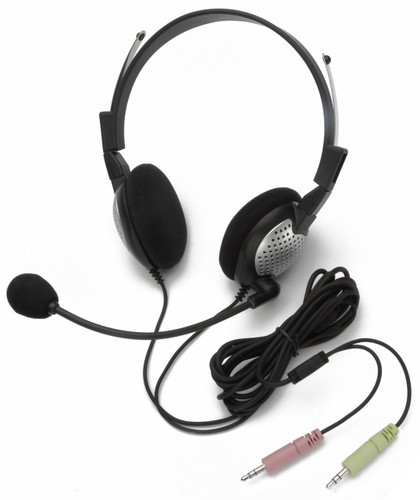 NC-185 On-Ear Stereo PC Headset