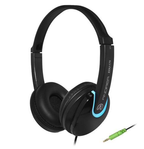 EDU-175 On-Ear Stereo Headphones