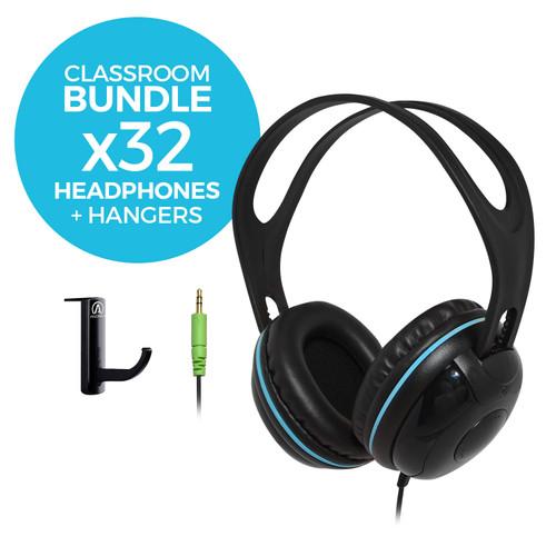 EDU-375 Classroom Headphone Bundle