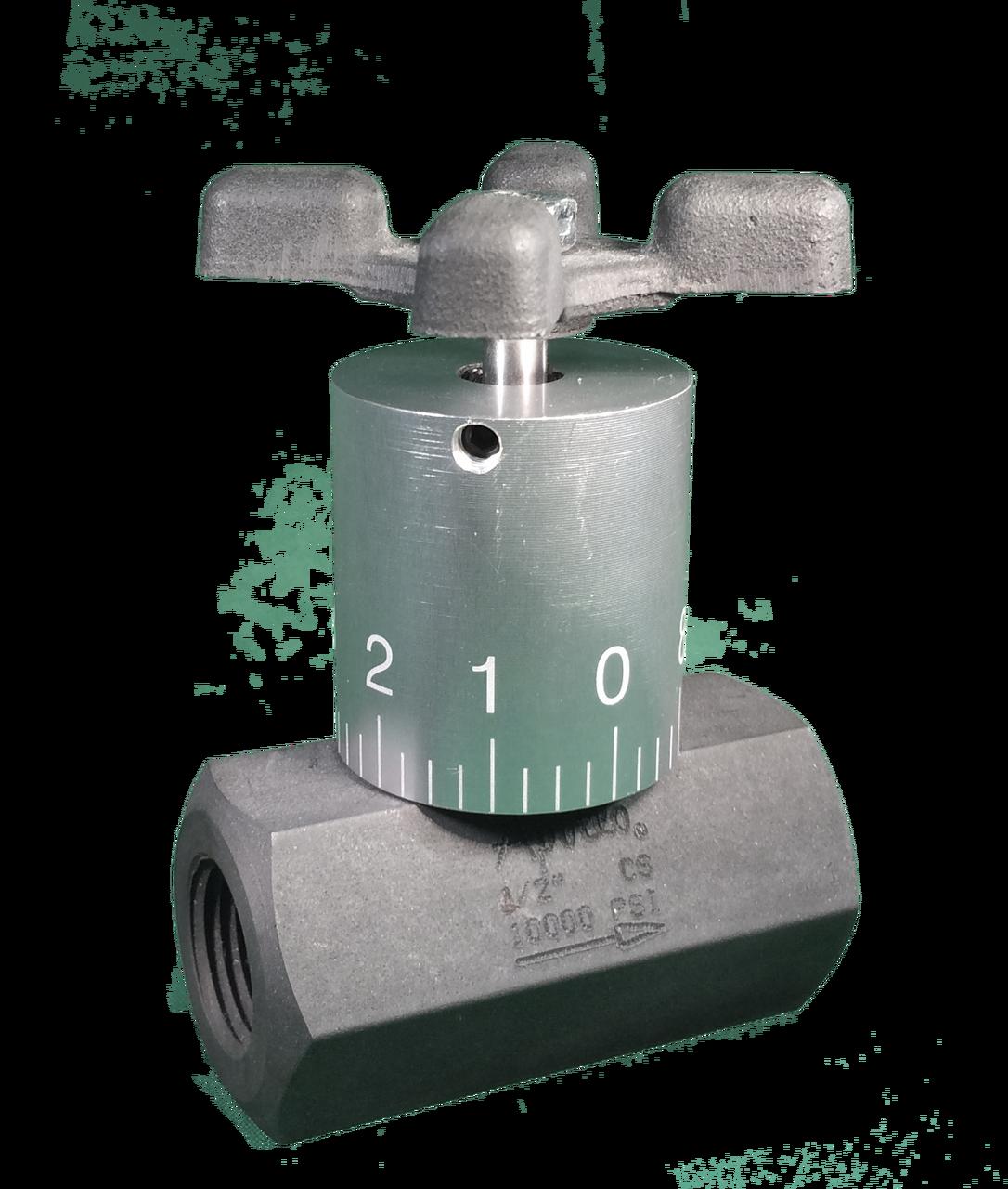 Boiler Flow Control Valves