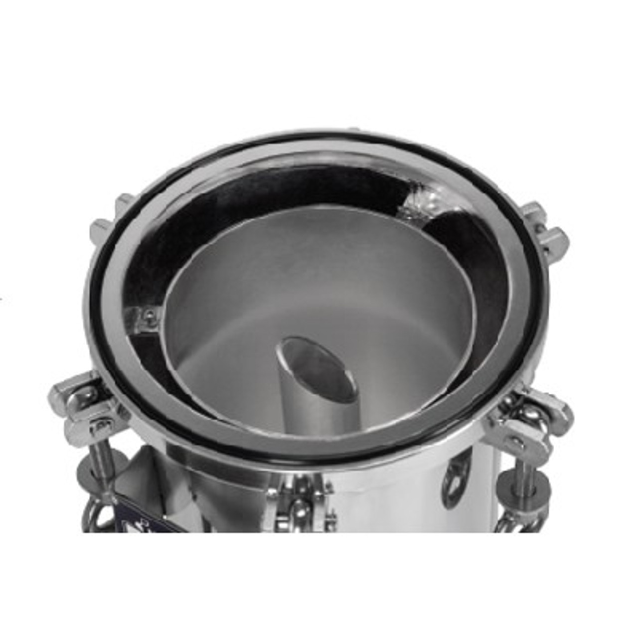 SCICLONE Series 304SS Housing with Solid Separation before Jumbo Filter