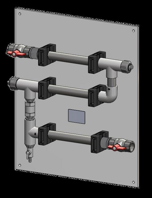 Corrosion Coupon Racks