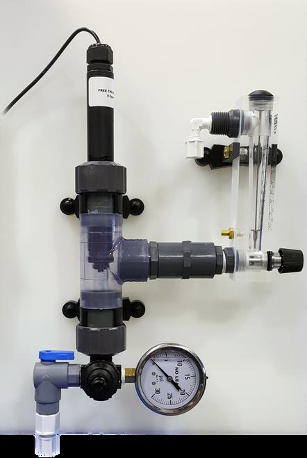 Free Chlorine & CLO2 Sensors