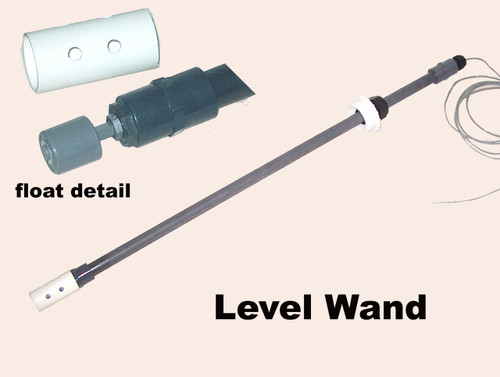 Level Wands (only)