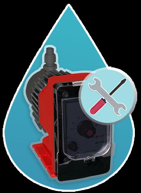 Pump Repair Charges