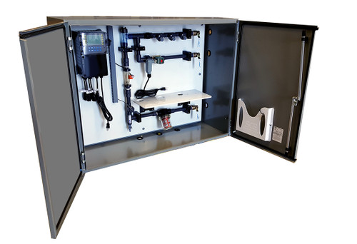Fully Enclosed Cabinets