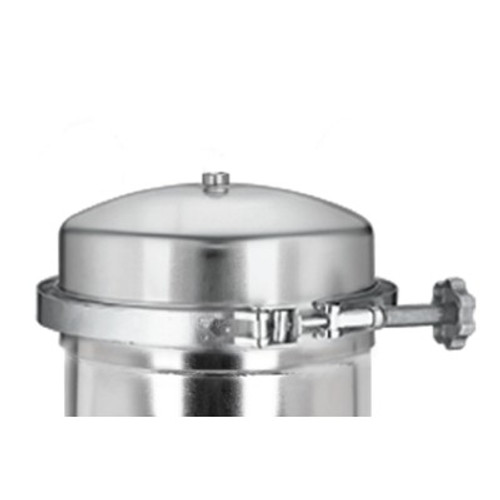 BF Series Bag Filter Housing 304SS with Adjustable Legs