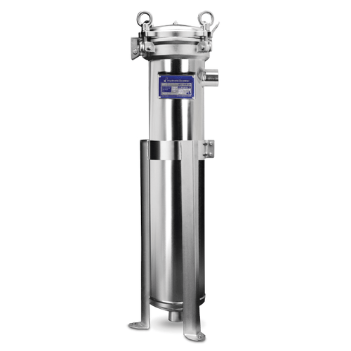 BF Series Bag Filter Housing Carbon Steel with Adjustable Legs