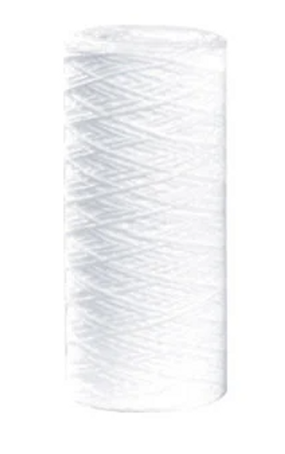 """SWT Series 2.5"""" String Wound Poly Filters with Tin Core, Max Temp 200°F"""