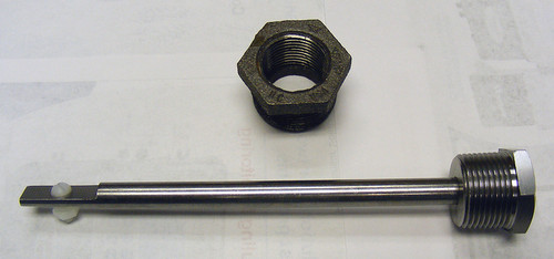 Corrosion Coupon Rack Parts