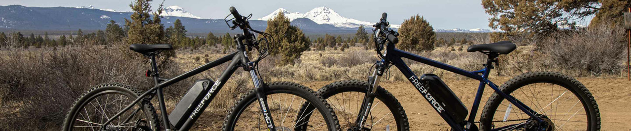 Mountain Electric Bikes