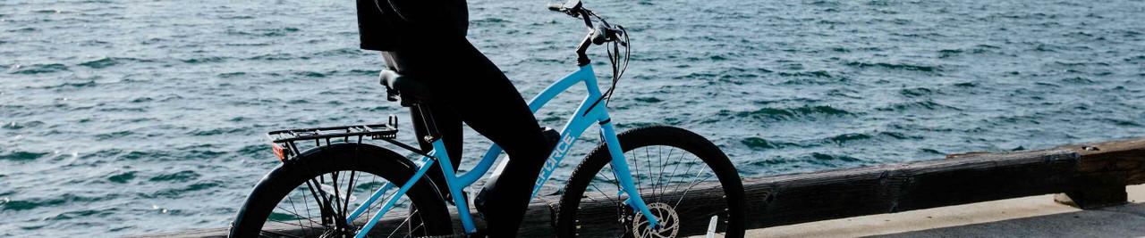 Beach Cruiser Electric Bikes