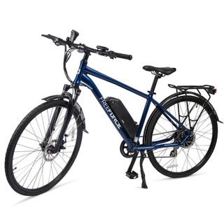 "The Fairmount Electric Commuter Bike - Navy 20"" Frame"