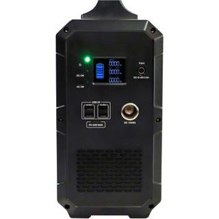 FreeForce Ultralite 1800 Portable Power Station port close up image
