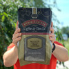 Holding Wisconsin Harvest Blend Coffee 5lb Whole bean Coffee