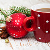 Mug of Jingle Bell Java Coffee