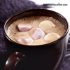 Chocolate Cherry Gourmet Hot Cocoa Drink