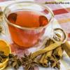 Cup of Harney & Sons Hot Cinnamon Spice Tea