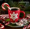 Mug of Candy Cane Coffee