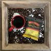 Tray of Highlander Grogg Coffee