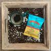 Tray of Churro Coffee Full-Pot Bag