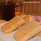 Orange Cream Coffee Pops