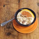 Orange Creme Pana Cotta