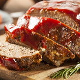 Mexican Coffee Meatloaf