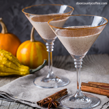 Caramel Coffee Martini