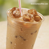 Double Caramel Iced Coffee