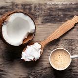 Sweet Coconut Coffee