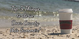 Best Things to do in Door County This Summer